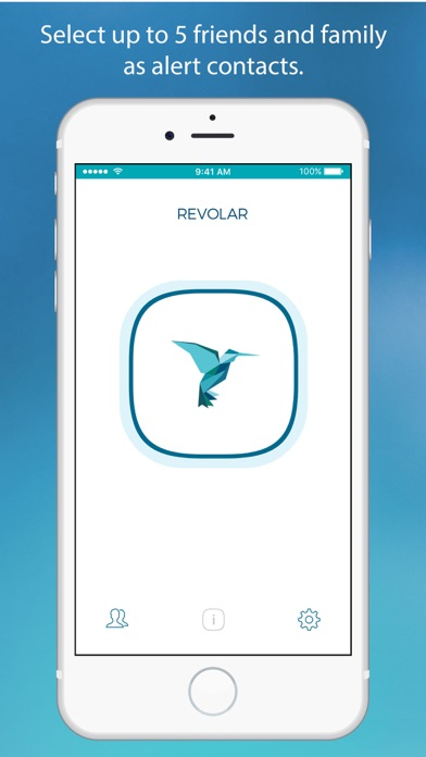 Revolar screenshot two
