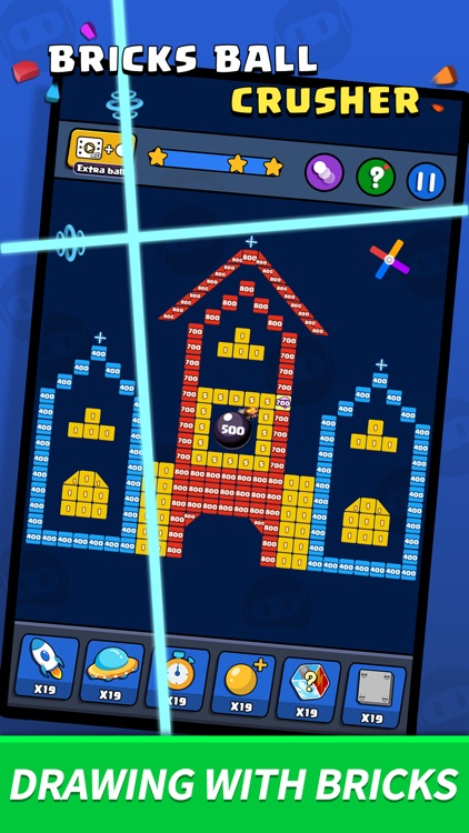 Bricks Ball Crusher screenshot-4