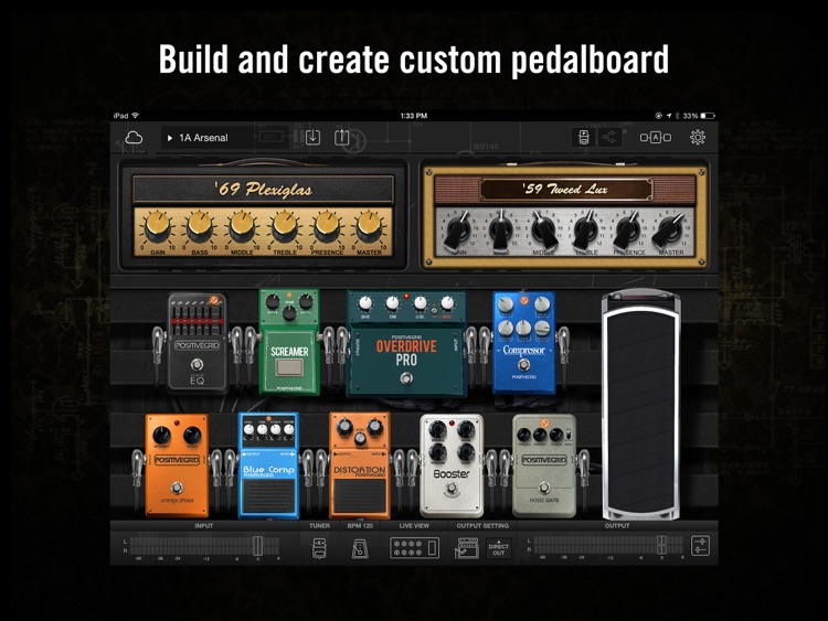 BIAS FX: Guitar Amp & effects screenshot-3