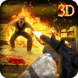 Survival VS Zombie Battle