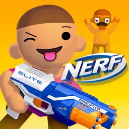 NERF Epic Pranks!