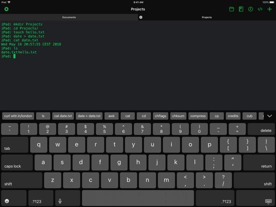 OpenTerm Screenshots