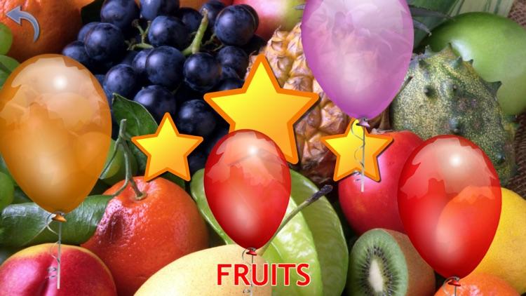 Fruit and Vegetables for Kids screenshot-6