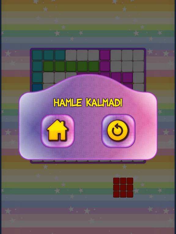 Renkli Bloklar screenshot #5