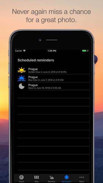 GoldenHourOne screenshot1