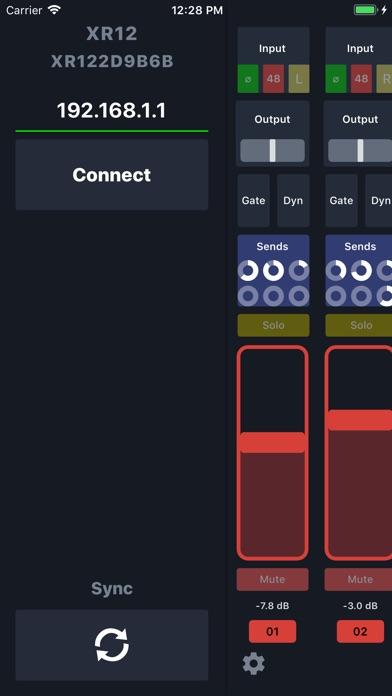 Screenshot for X Air Controller in Ecuador App Store