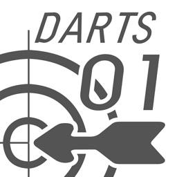 Darts 01 checkout calculator