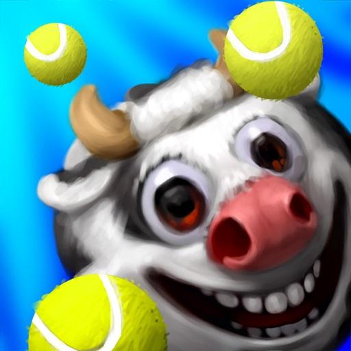 The Crazy Tennis