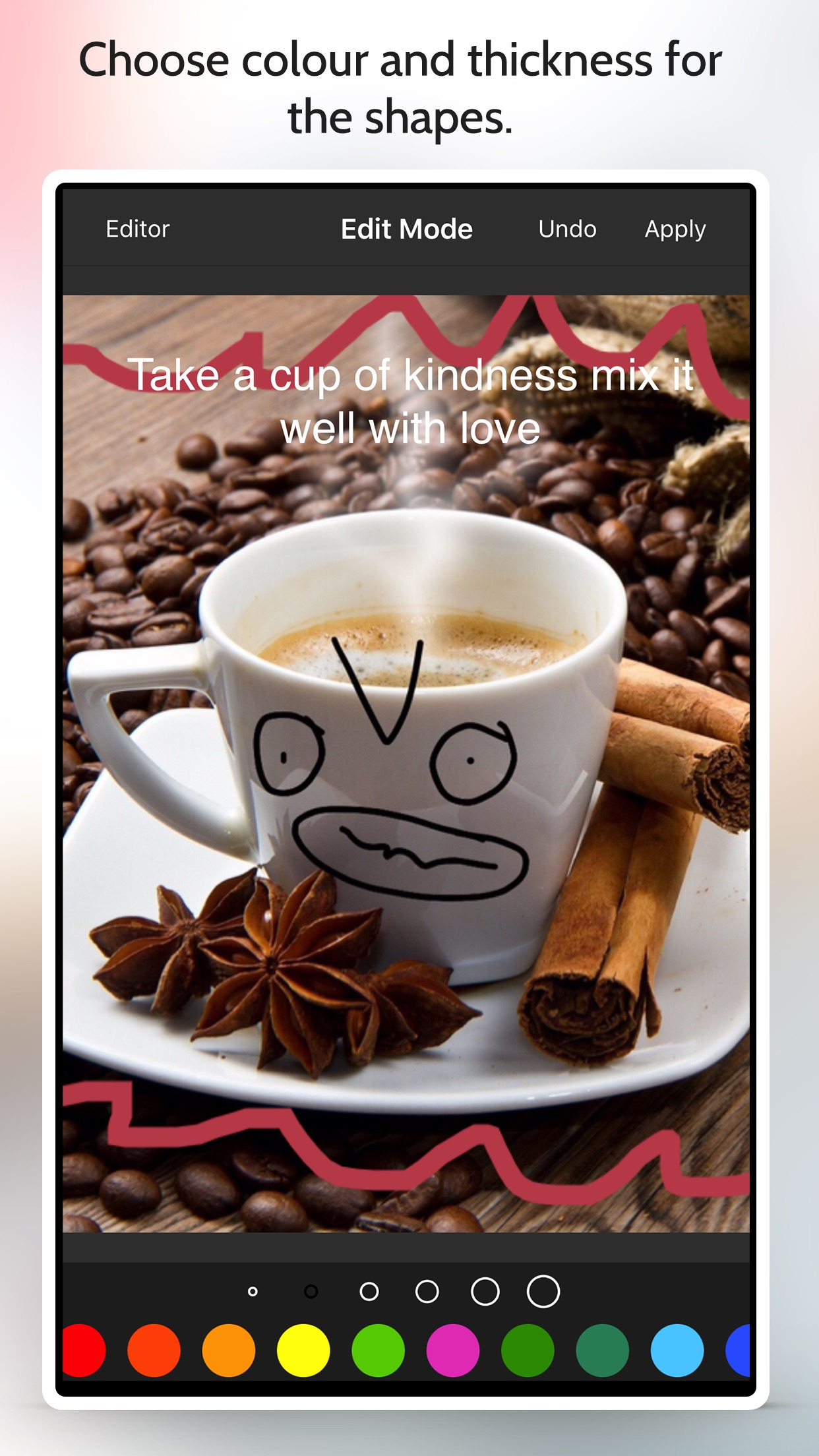Screenshot do app Snap Markup - Annotation Tool