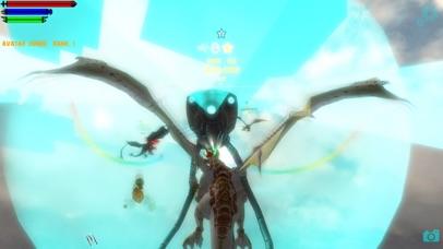 Screenshot from Dragons Online 3D Multiplayer