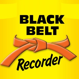 BlackBeltRecorder Orange Belt