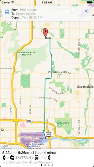 Transit Tracker Phoenix on the App Store