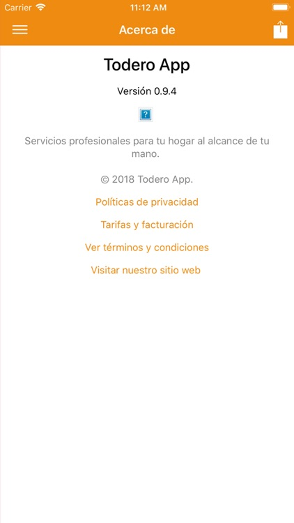 Todero App screenshot-4