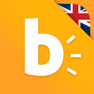 Bright - English for beginners ios app