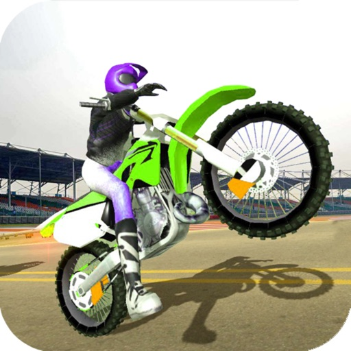 Download Bike Stunts Driving Master free for iPhone, iPod and iPad
