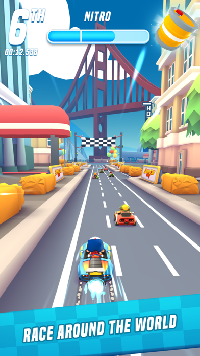 SuperCar City screenshot one