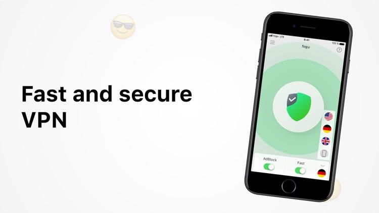 fogu - Blocker & VPN by fogu UG (haftungsbeschraenkt)
