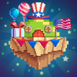 Color Island: Pixel Art Puzzle