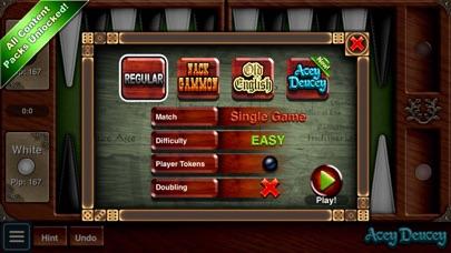 Backgammon HDのおすすめ画像3