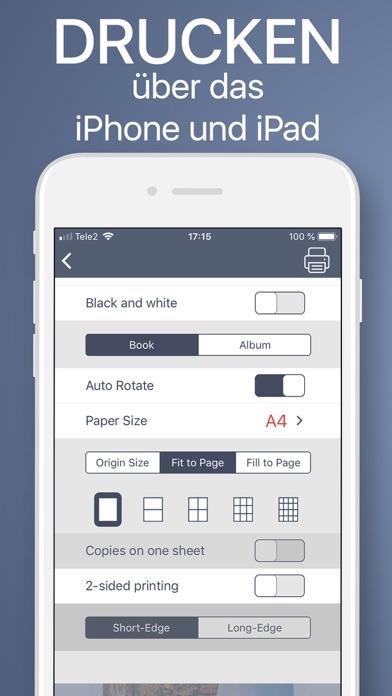 Tap & Print: Printer + ScannerScreenshot von 1
