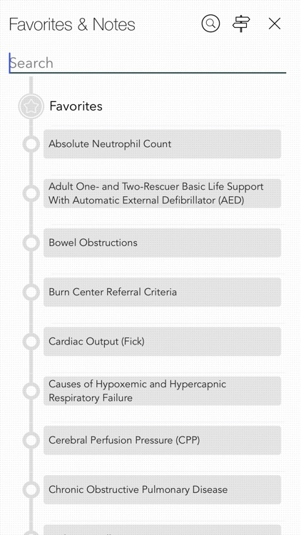 Medical Surgical RN Companion screenshot-6