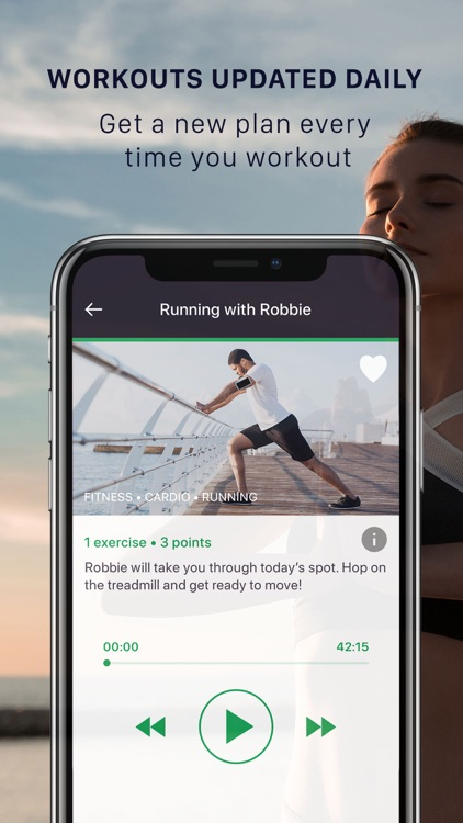 Daily Spot: Find Free Workouts screenshot-4