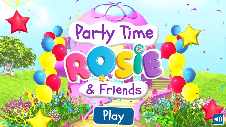 Party Time: Rosie & Friends