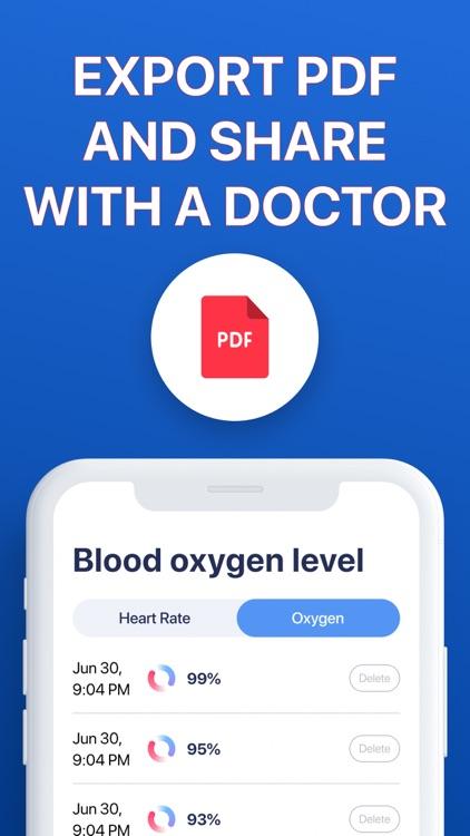 Blood Oxygen App screenshot-6