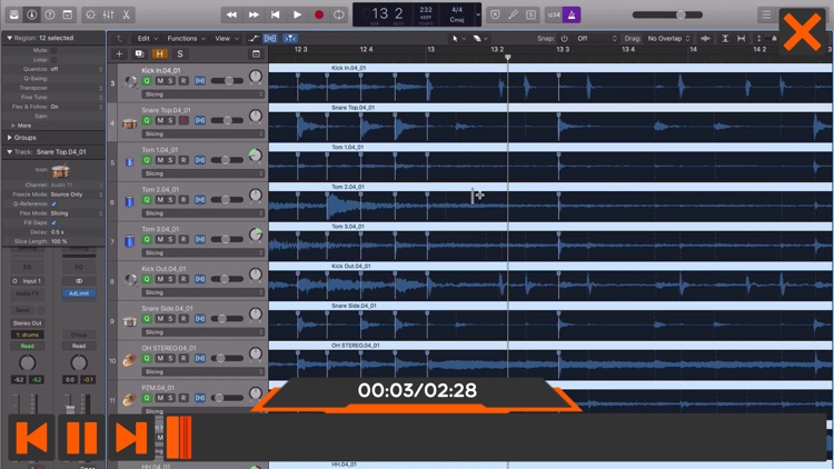 Flex Time and Correction 302 screenshot-3