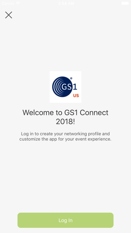 GS1 Connect