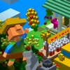 Voxel Farm - Popcorn Village -