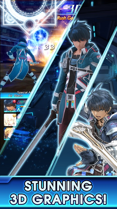 STAR OCEAN: ANAMNESIS screenshot 2