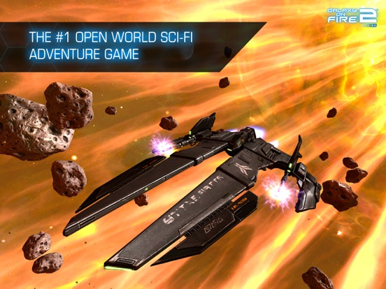 Galaxy on Fire 2™ HD Screenshots