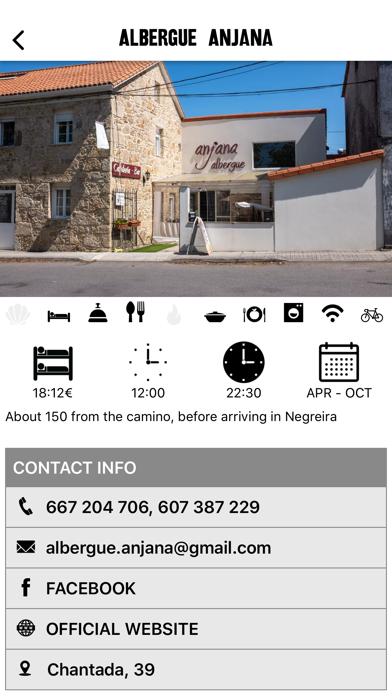 Camino Finisterre Wise Pilgrim Screenshots