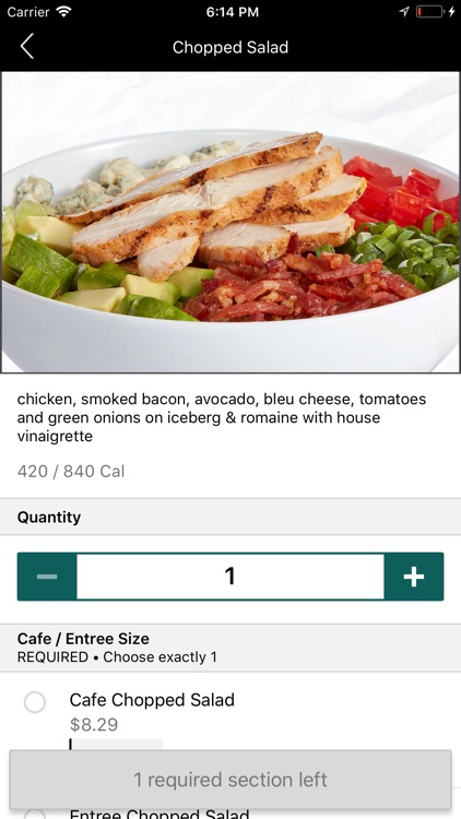 Corner Bakery Cafe screenshot-3