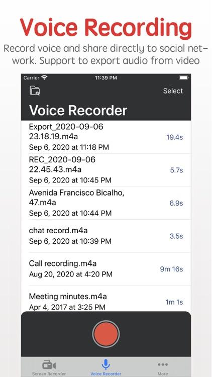 Screen Recorder -Fast Recorder screenshot-6