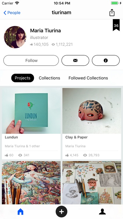 Behance screenshot-2