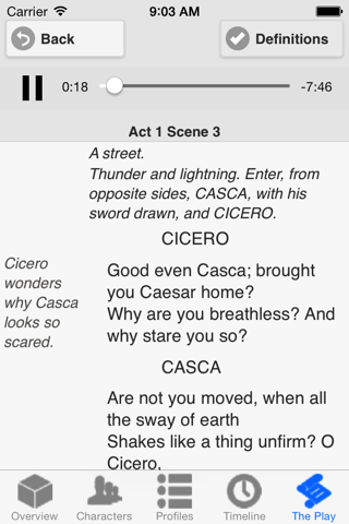 Julius Caesar Full Audio - náhled
