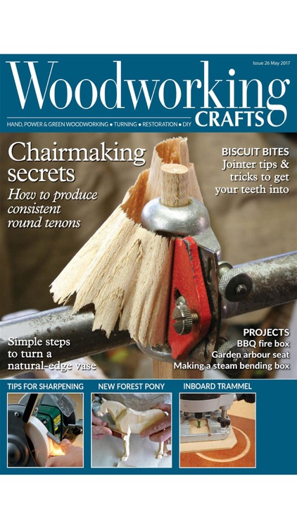 Woodworking Crafts Magazine screenshot-3