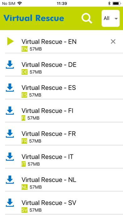 ZOLL's Virtual Rescue Hero screenshot three