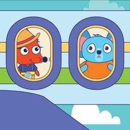 EduKid: Kids Airport Games