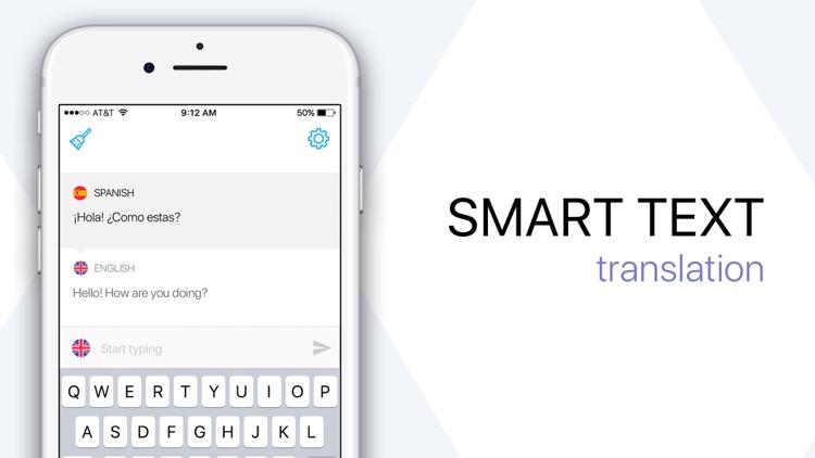 One Touch - Voice Translator screenshot-3