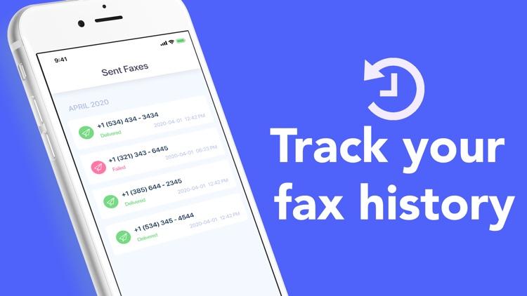 Better Fax App