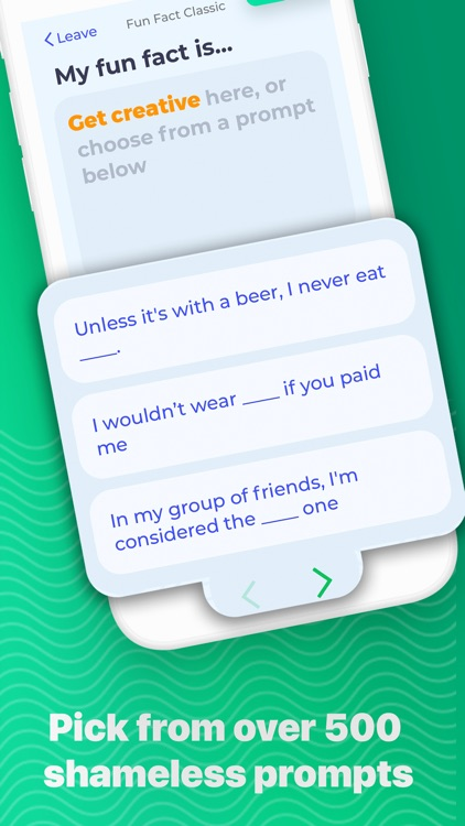Fun Fact: Best Party Game App screenshot-4