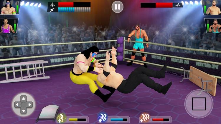 Real Wrestling Revolution 3D screenshot-3