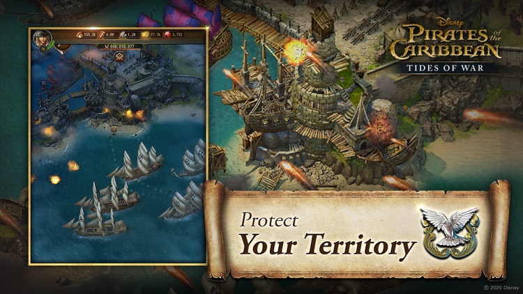 Pirates of the Caribbean : ToW screenshot-3