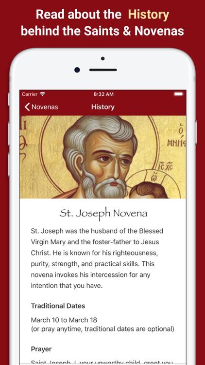 Pray Catholic Prayers screenshot-3