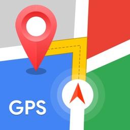 GPS Live Navigation, FreeMaps
