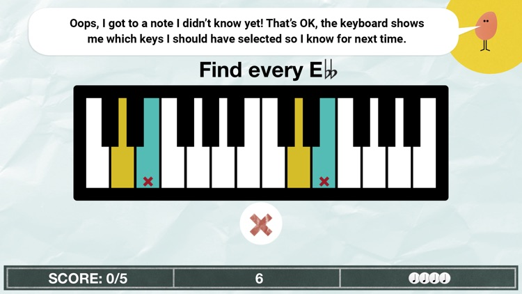 Music Theory - Piano Keys screenshot-3