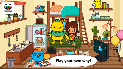 download Toca Life: Town apps 1